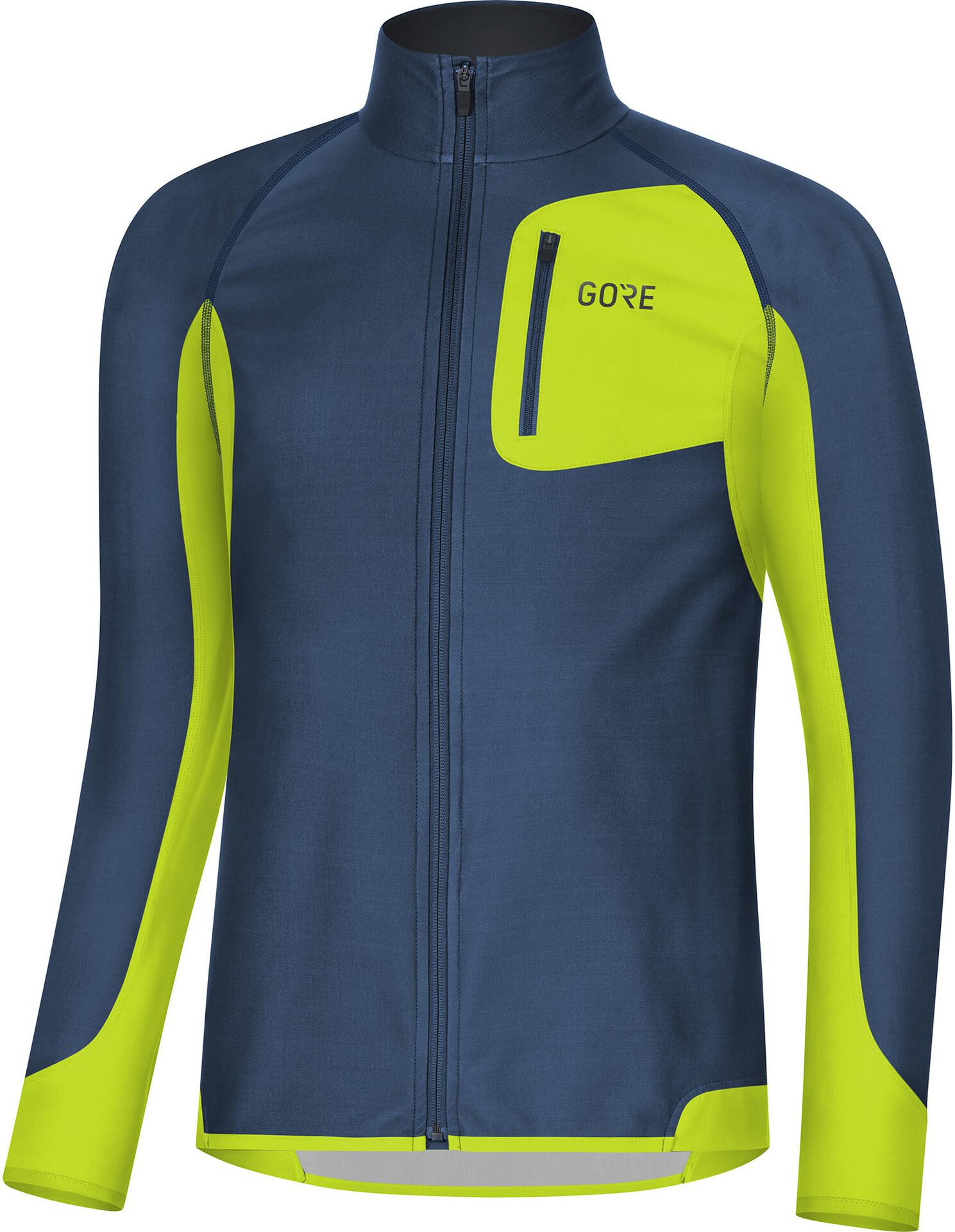 Gore Running Wear Wear Partial Gore®R3 Windstopper®Shirt